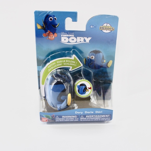 Finding Dory Hatch'n Heroes Toy